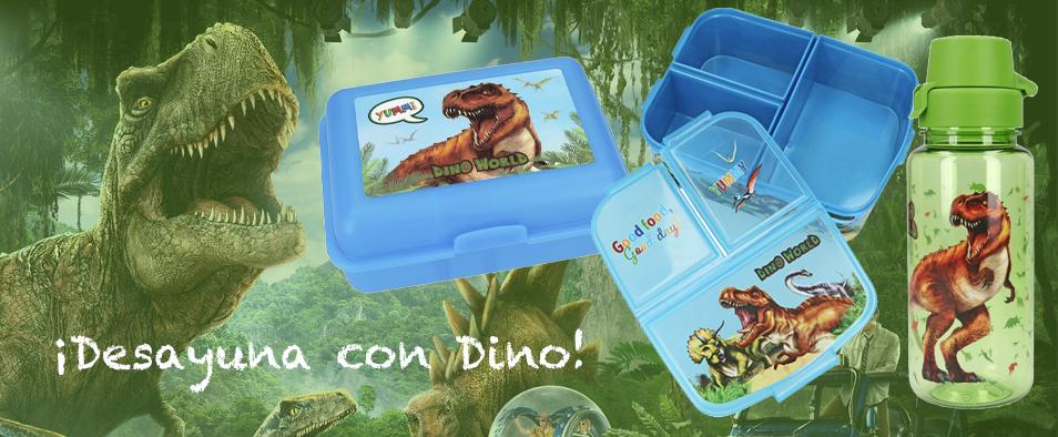 Vuelta al cole con Dino
