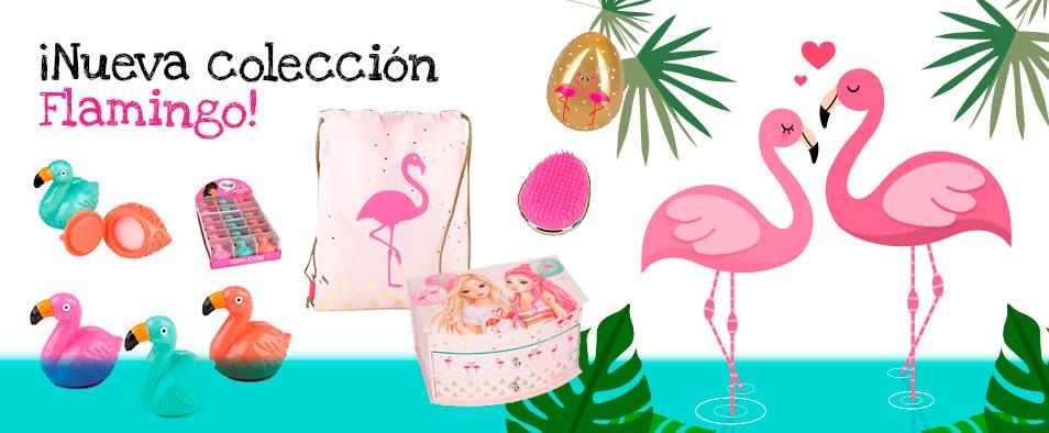 Colección Flamingo de TopModel