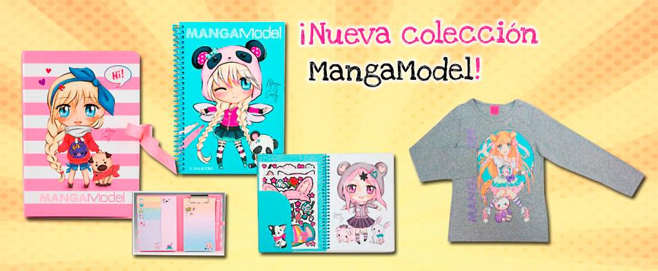 Nueva colección MangaModel