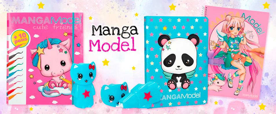 Colección manga