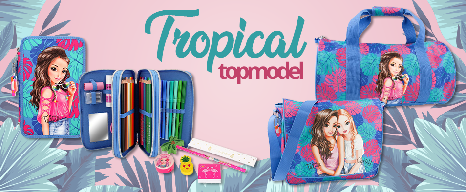 Colección Tropical de Top Model