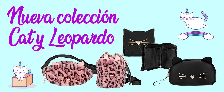 Colección cat y leopardo