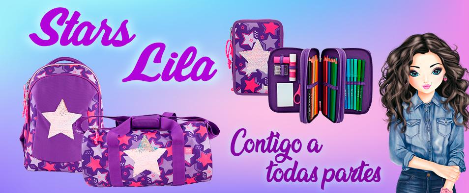 Colección Stars Lila