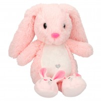 Peluche Nelly Princess Mimi 21 cm rosa