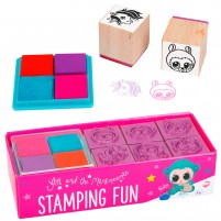 Stamping Fun Creative Set Ylvi & the Minimoomis