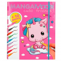 Carpeta MangaModel  Cute Friends
