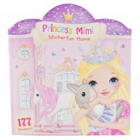 Princess Mimis Home Stickerfun