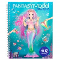 Fantasy Model Dress Me Up MERMAID