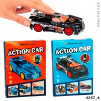 Puzzle 3D  Monster Cars