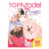 TopModel Doggy Stickerworld