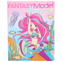 FANTASYModel Fancy Foils MERMAID