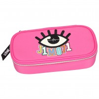 Estuche tubular Lisa and Lena J1MO71 fucsia
