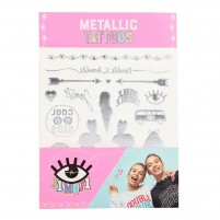 Metallic Tatoos Lisa and Lena J1MO71
