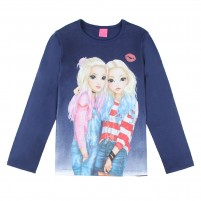Camiseta manga larga TopModel June & Jill