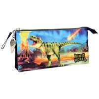 Estuche tubular Dino World