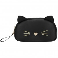 Neceser TopModel CAT color negro