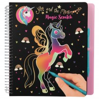 Cuaderno Magic-Scratch Ylvi & the Minimoomis