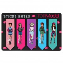 TOPModel Sticky Notes