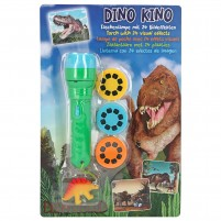 Linterna con luz Dino World