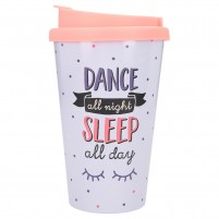 Bidoncito To-Go Dance All Night, Sleep All Day