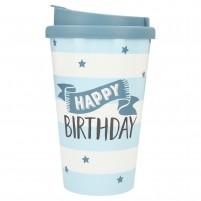 Bidoncito To-Go Happy Birthday (Stars)