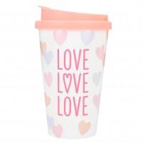 Bidoncito To-Go LOVE LOVE LOVE