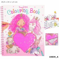 Colouring Book Princess Mimi