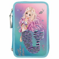 Fantasy Model estuche escritura triple lleno curso MERMAID