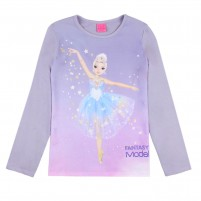 Camiseta manga larga Fantasy Model Ballet