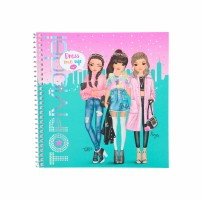 Cuaderno TOPModel Dress me up
