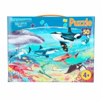 Dino World puzzle 50 piezas UNDERWATER