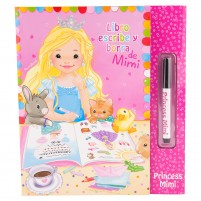 Libro borrable Princess Mimi