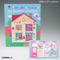 Libro de la amistad House of Mouse