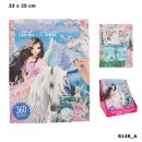 Cuaderno Stickers Fantasy Model
